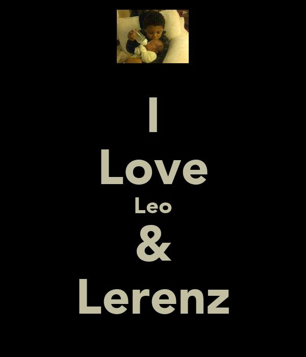 I Love Leo & Lerenz