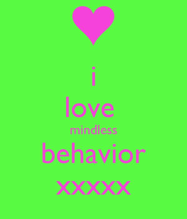 i love  mindless behavior xxxxx