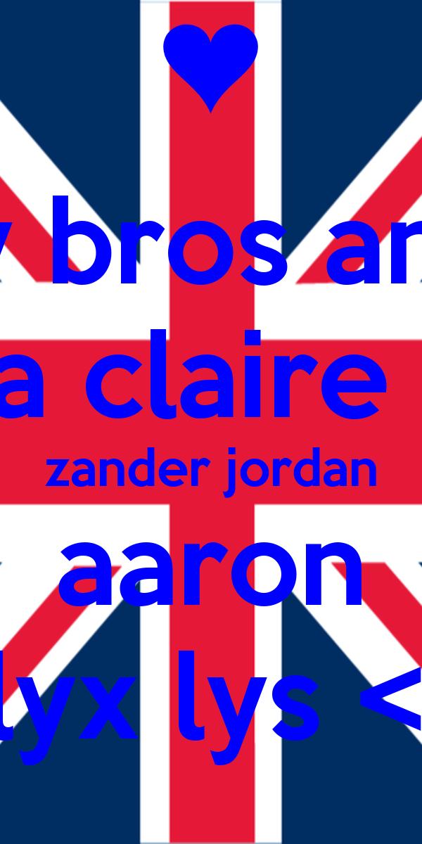 i love my bros and sisters natasha claire megan zander jordan aaron alyx lys <3