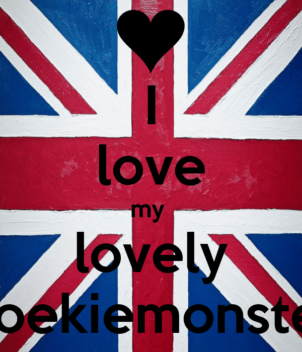 I love my  lovely xKoekiemonsterx