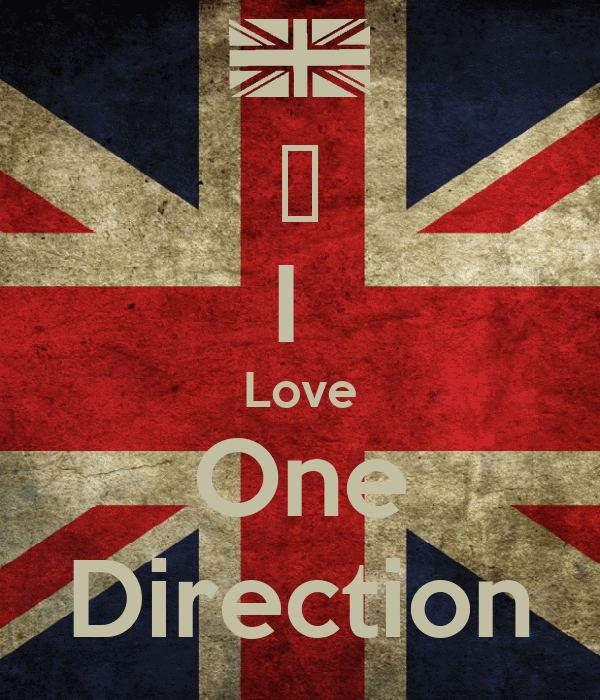 ♥ I  Love One Direction
