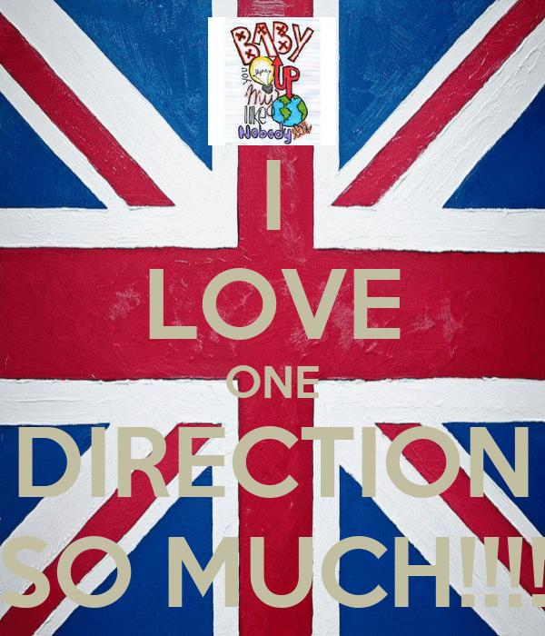 I LOVE ONE DIRECTION SO MUCH!!!!