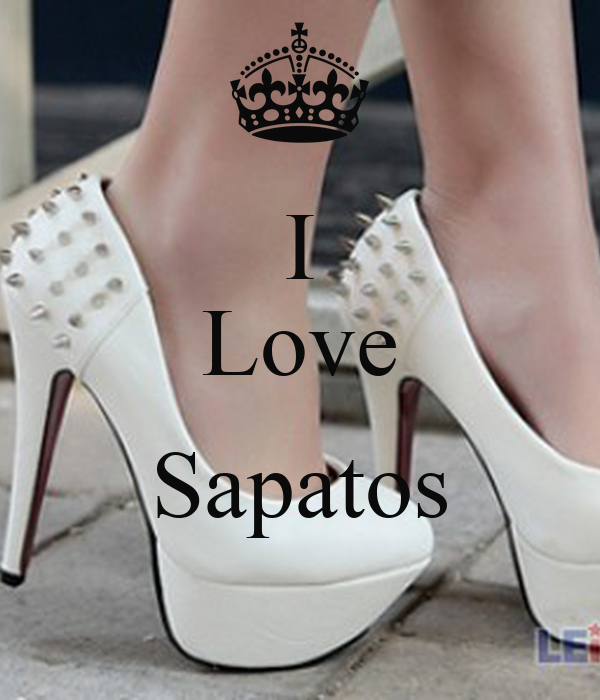 I Love  Sapatos