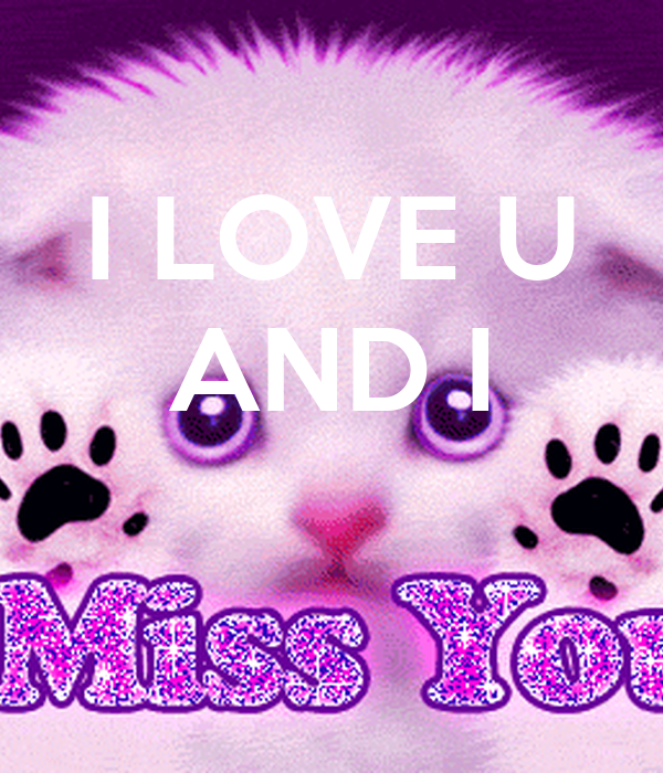 I LOVE U AND I