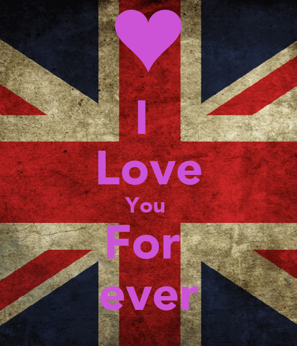 I  Love You  For  ever