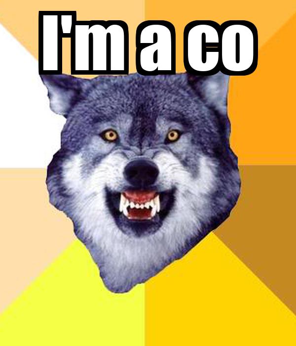 I'm a co