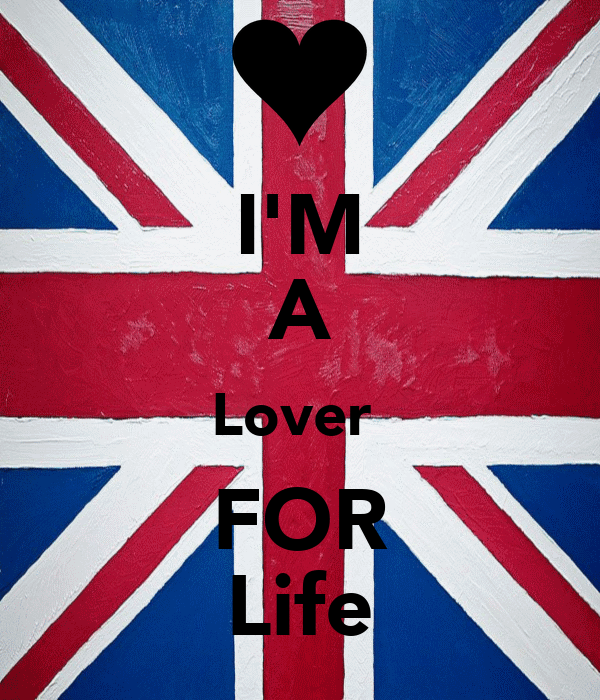I'M A Lover  FOR Life