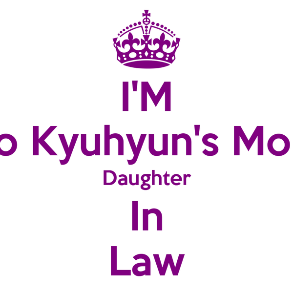 I'M Cho Kyuhyun's Mom's Daughter In Law