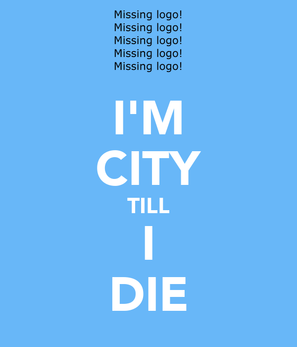 I'M CITY TILL I DIE