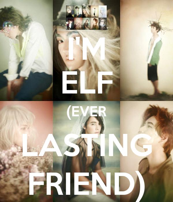 I'M ELF (EVER LASTING FRIEND)