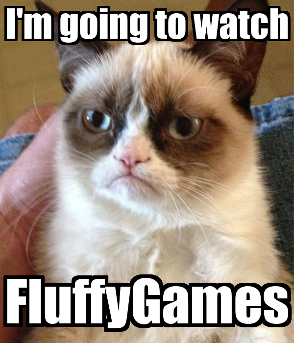I'm going to watch FluffyGames