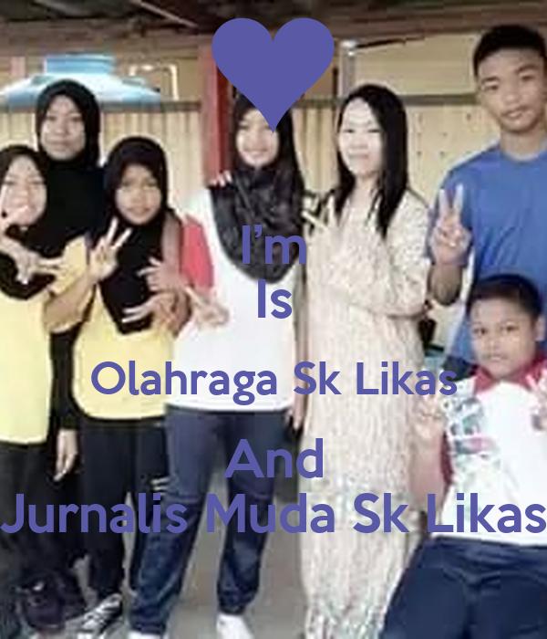 I'm Is Olahraga Sk Likas And Jurnalis Muda Sk Likas
