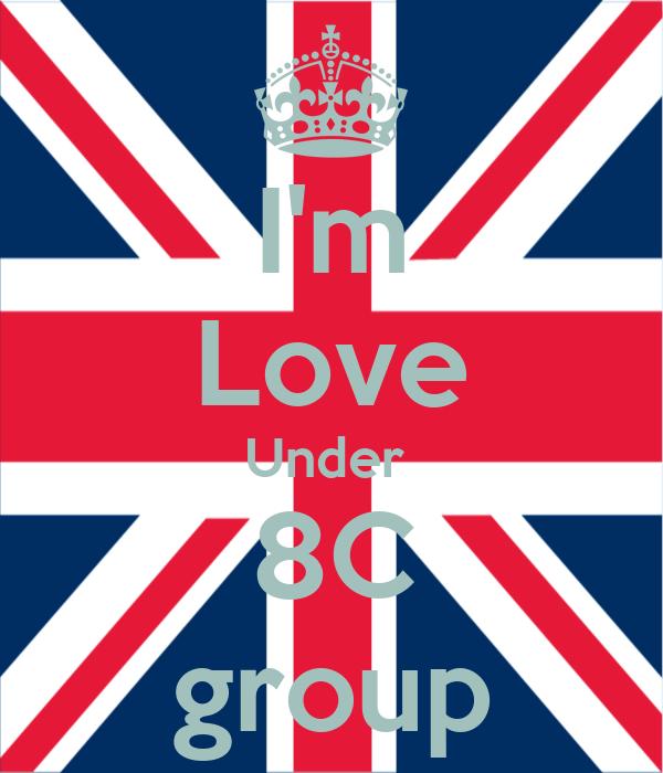I'm Love Under  8C group