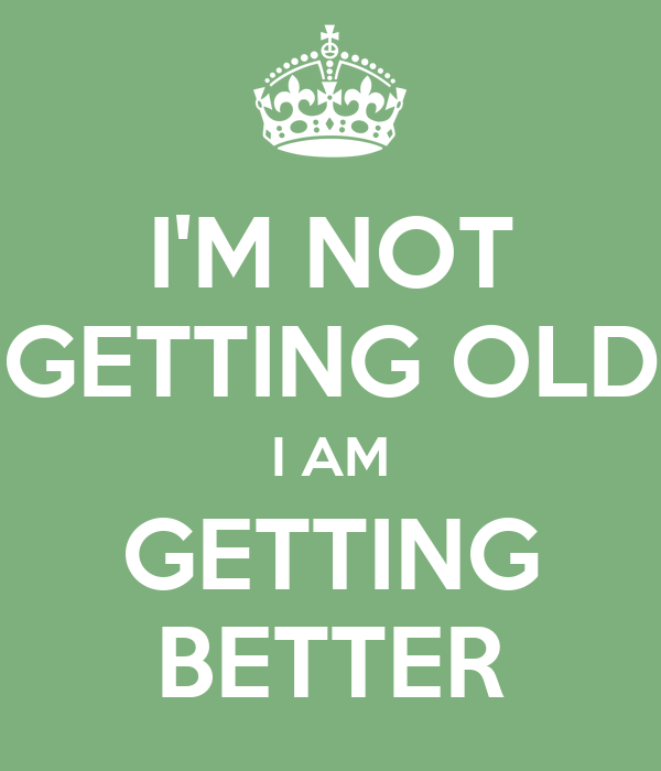 am getting old now This week bel mooney gives advice to a 50-year-old who feels  now he  seems to get attention all the time and as i'm losing my looks,.