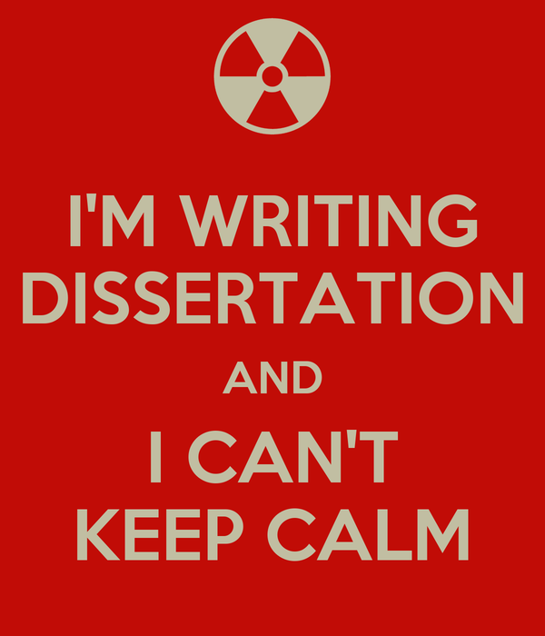 Dissertation Study Groups