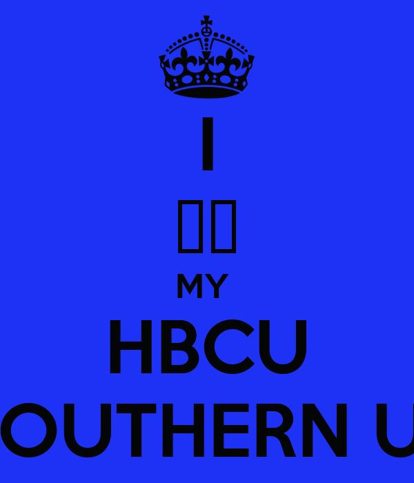 I 💙💛 MY  HBCU SOUTHERN U🐆