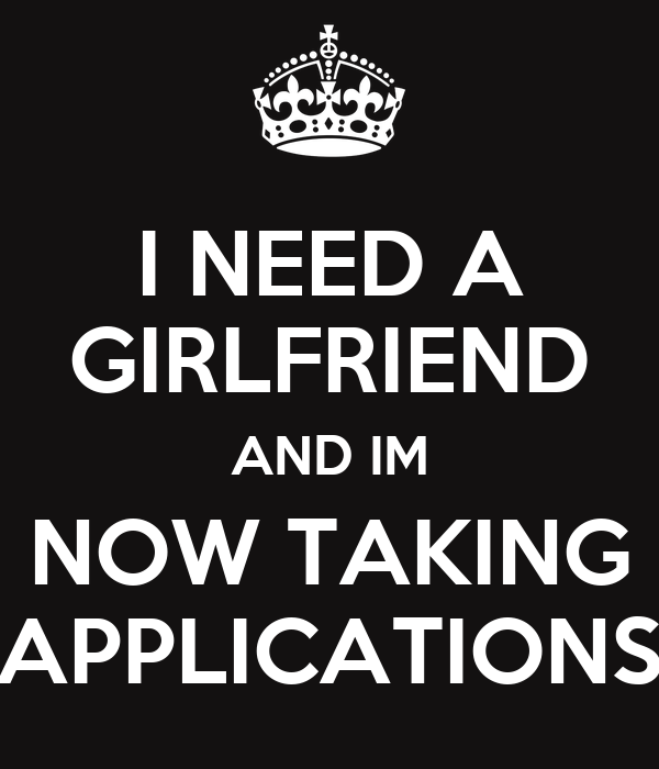 i need a white girlfriend