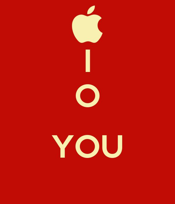 I O  YOU