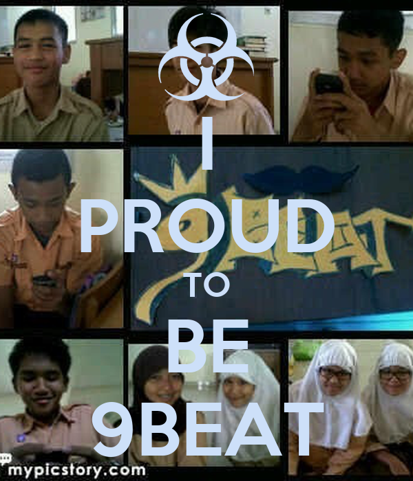 I PROUD TO BE 9BEAT