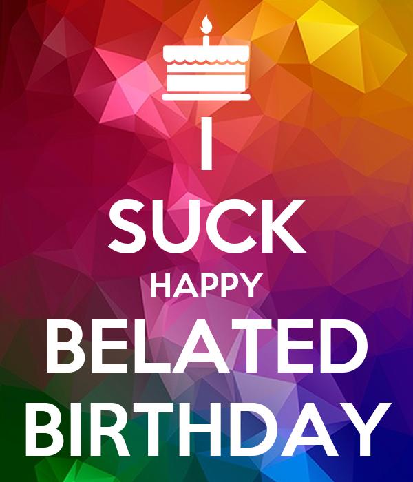 Birthday Suck 49