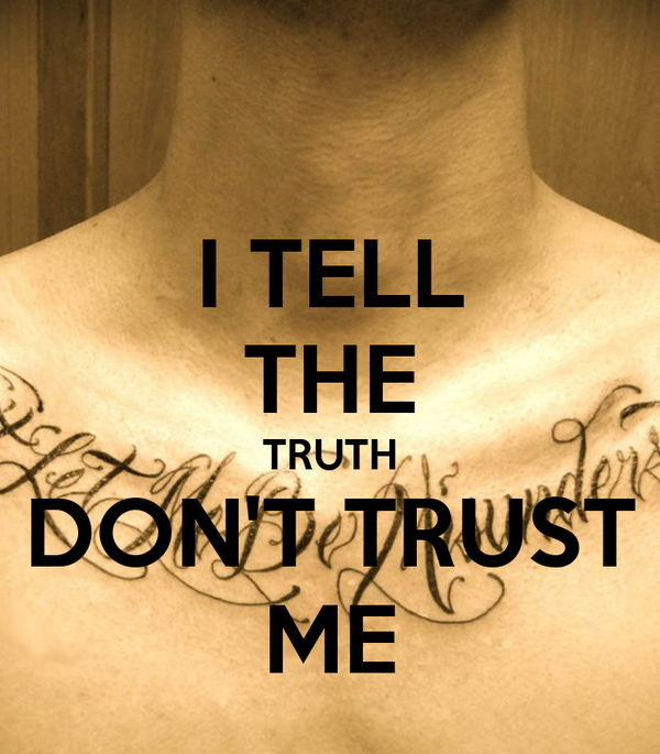 trust and truth telling in nursing Truth, honesty and deception in the workplace:  proverbs informs us that telling the truth leads to the best long  truthtelling builds trust and civil.