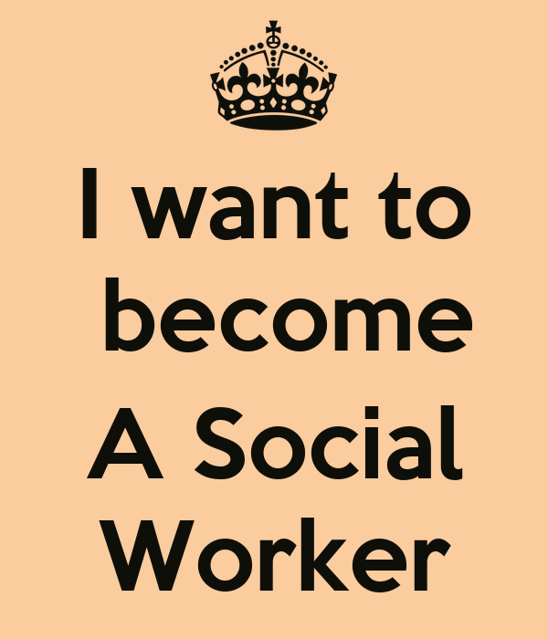 become a social worker uk