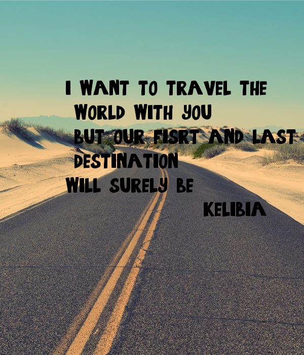 I Want To Travel The World | www.imgkid.com - The Image ...
