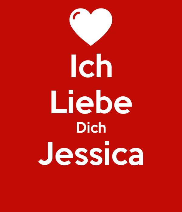Ich Liebe Dich Jessica