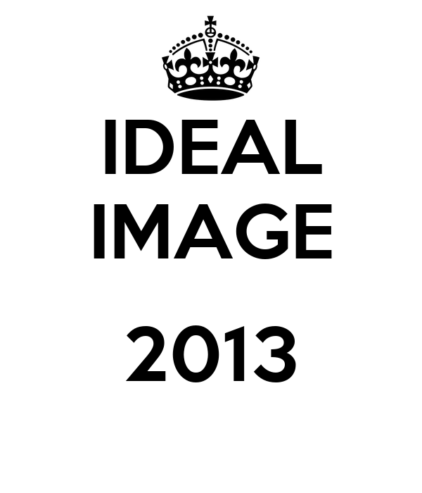 IDEAL IMAGE  2013