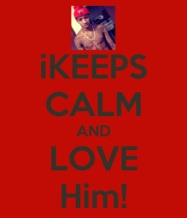 iKEEPS CALM AND LOVE Him!