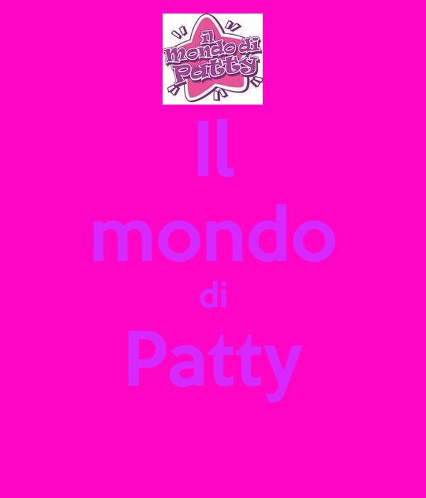 Il mondo di Patty