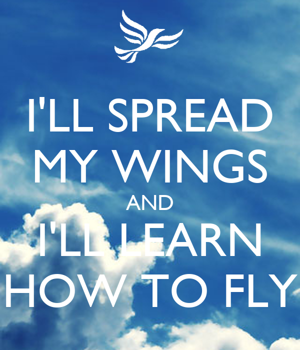 I'll learn to fly someday - YouTube