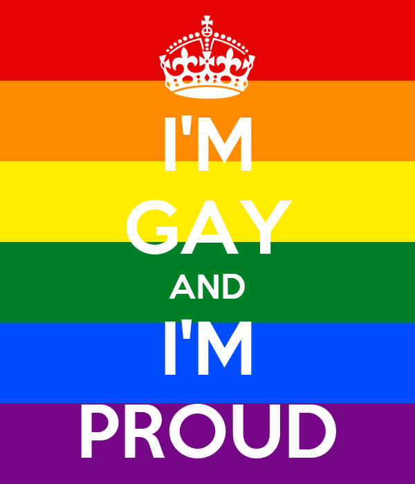 Im Gay And Im Proud 55