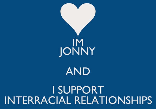im against interracial dating Although i am not a racist, i believe that interracial marriage  i'm not admonishing  that may be generated by interracial dating is worth the .