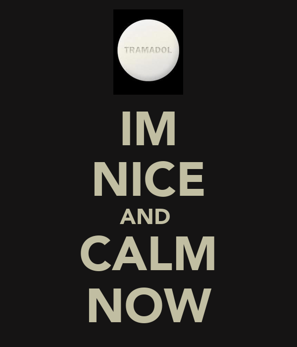 IM NICE AND  CALM NOW