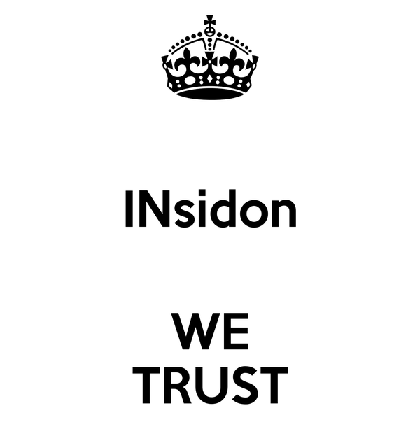 INsidon  WE TRUST