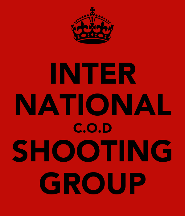 INTER NATIONAL C.O.D SHOOTING GROUP