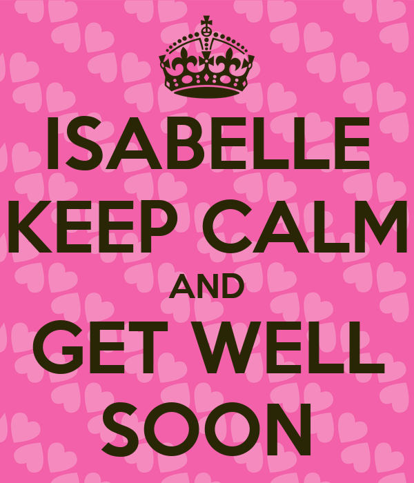 get well soon posters