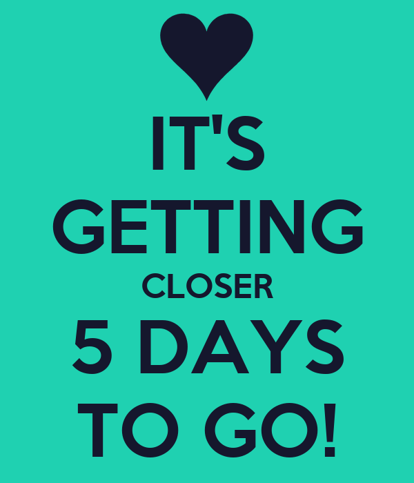 S 5 Countdown 6 Days To Go  The Next Step  Video