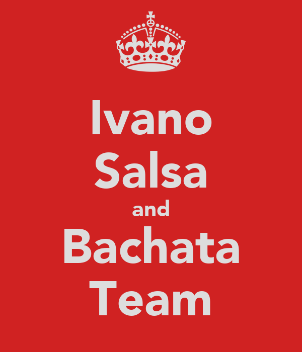 Ivano Salsa and Bachata Team