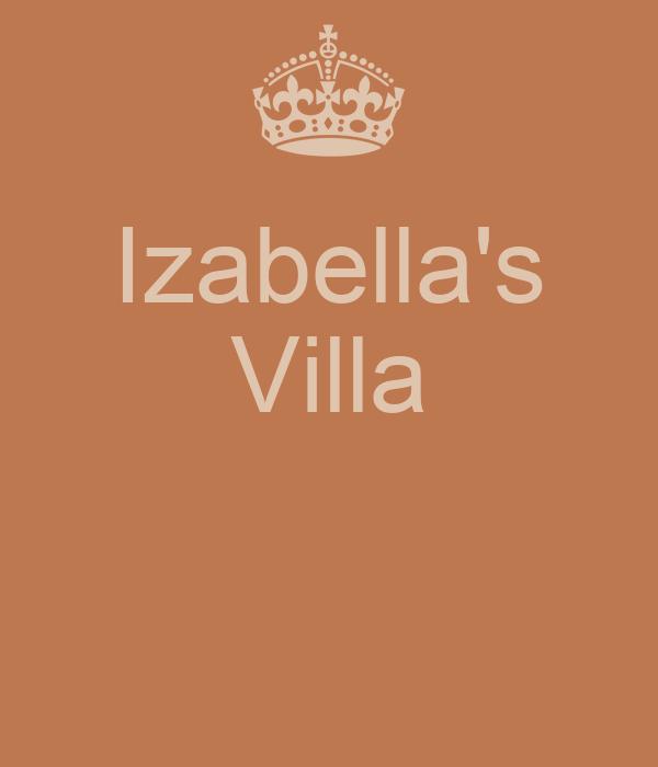 Izabella's Villa