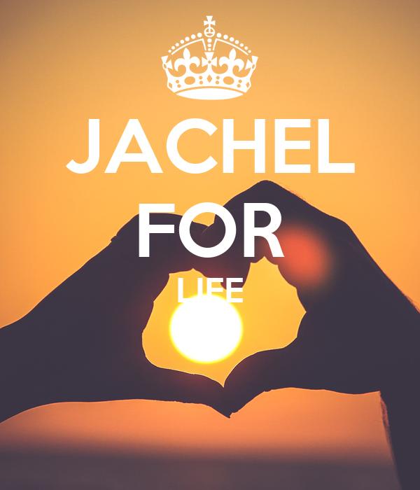JACHEL FOR LIFE