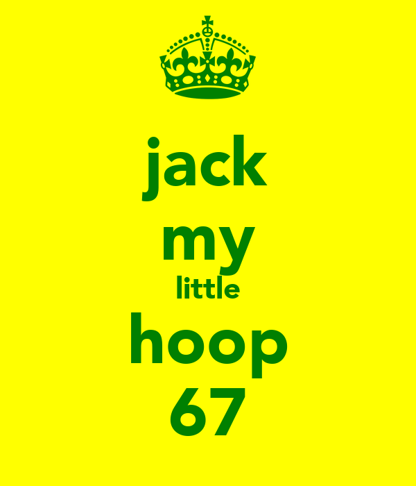 jack my little hoop 67