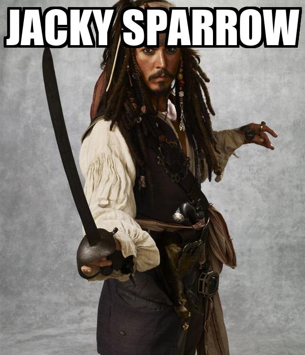 JACKY SPARROW