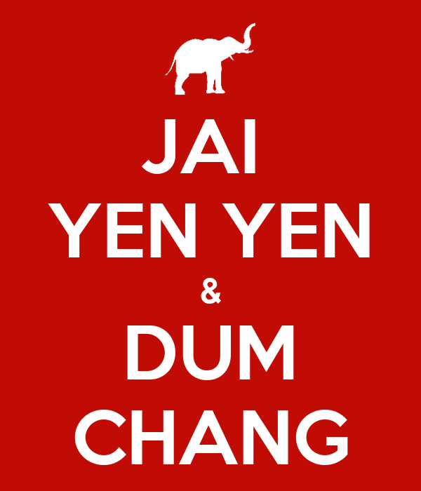JAI  YEN YEN & DUM CHANG