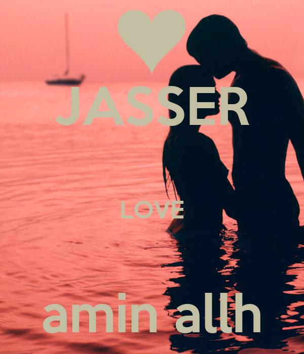 JASSER  LOVE  amin allh