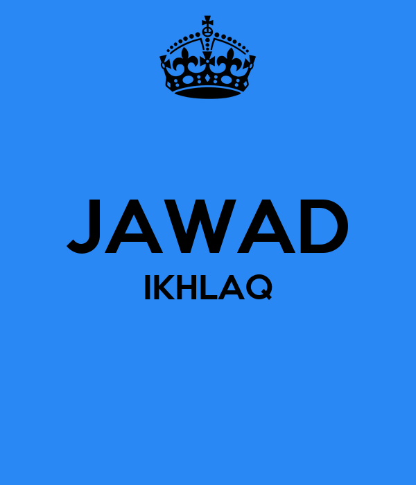 JAWAD IKHLAQ