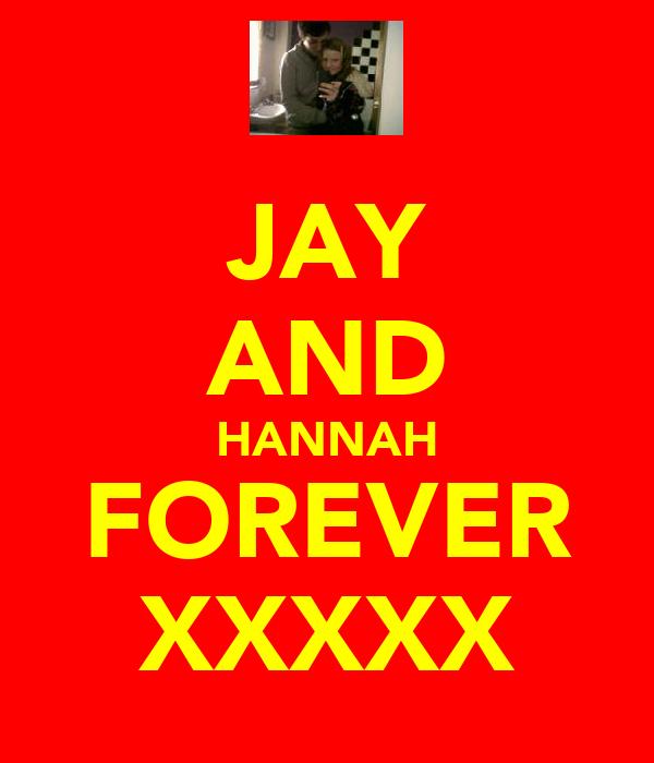 JAY AND HANNAH FOREVER XXXXX