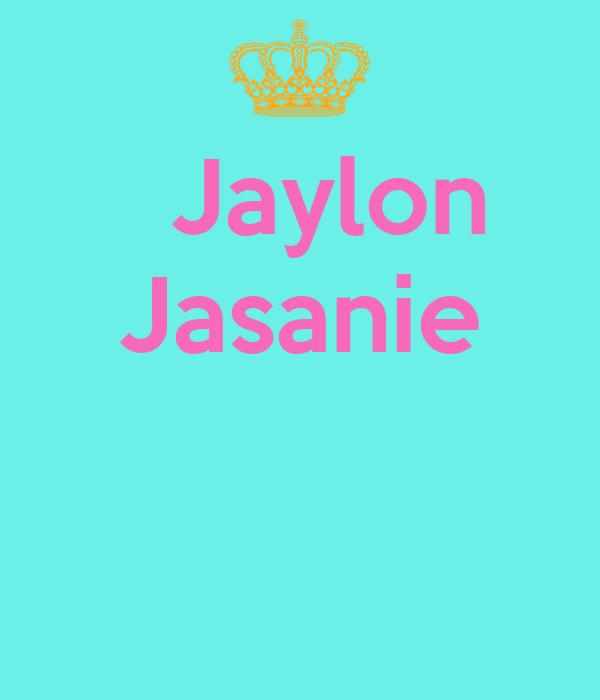 Jaylon Jasanie