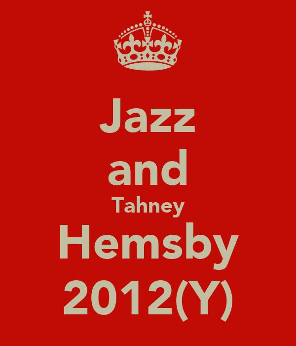 Jazz and Tahney Hemsby 2012(Y)